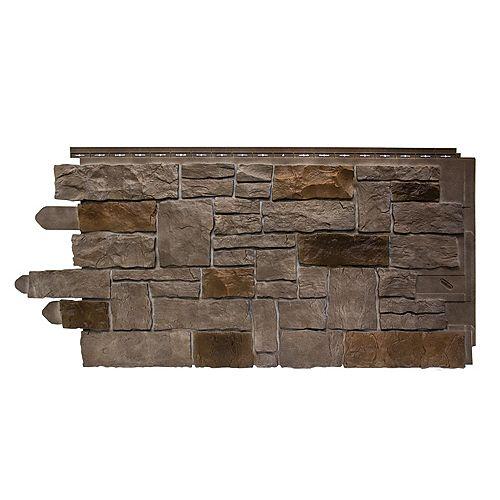 Novik Stone Artisan Cut Saddle Panel