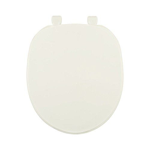 Centoco 200-416 Round Toilet Seat, Biscuit