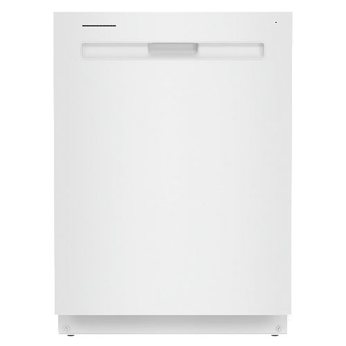 Maytag Top Control Dishwasher with Third Rack in White, 47 dBA - ENERGY STAR®