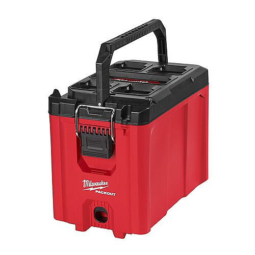 Milwaukee Tool PACKOUT 10-inch Hard Tool Box