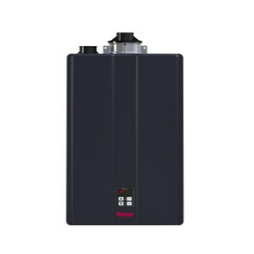 RINNAI CU199iN Commercial Natural Gas Condensing Tankless Water Heater - 199,000 BTU