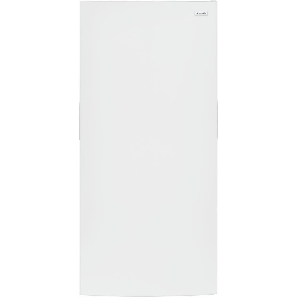Frigidaire 20 cu. ft. Upright Freezer in White