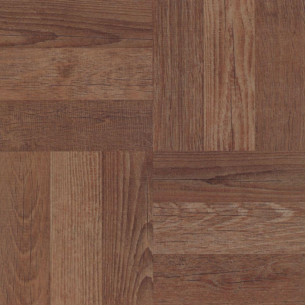Parquet Peel & Stick Floor Tiles Set of 20