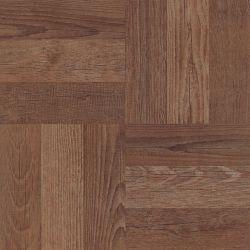 FloorPops Parquet Peel & Stick Floor Tiles Set of 20