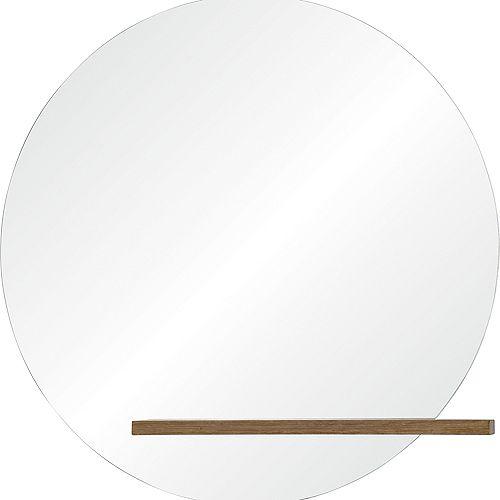 Notre Dame Design Gil Round Decorative Mirror