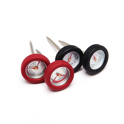 Broil King Mini Thermometers - 4 Pc