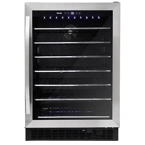 Danby Danby refroidisseur à vin de 60 bouteilles (zone unique)