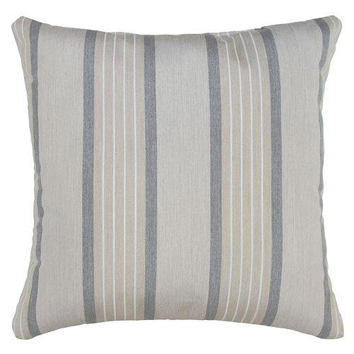 Bozanto Inc. Sunbrella Toss Cus Beige/Grey Stripe