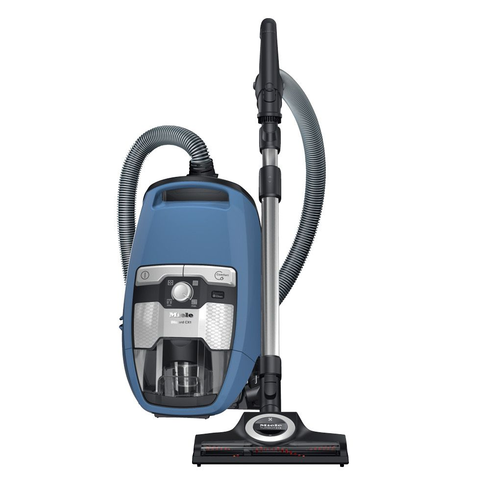 Miele Blizzard CX1 TotalCare bagless canister vacuum 41KCE036CDN