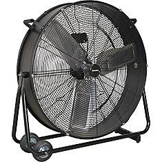 Ventilateur tambour à grande vitesse de 30po