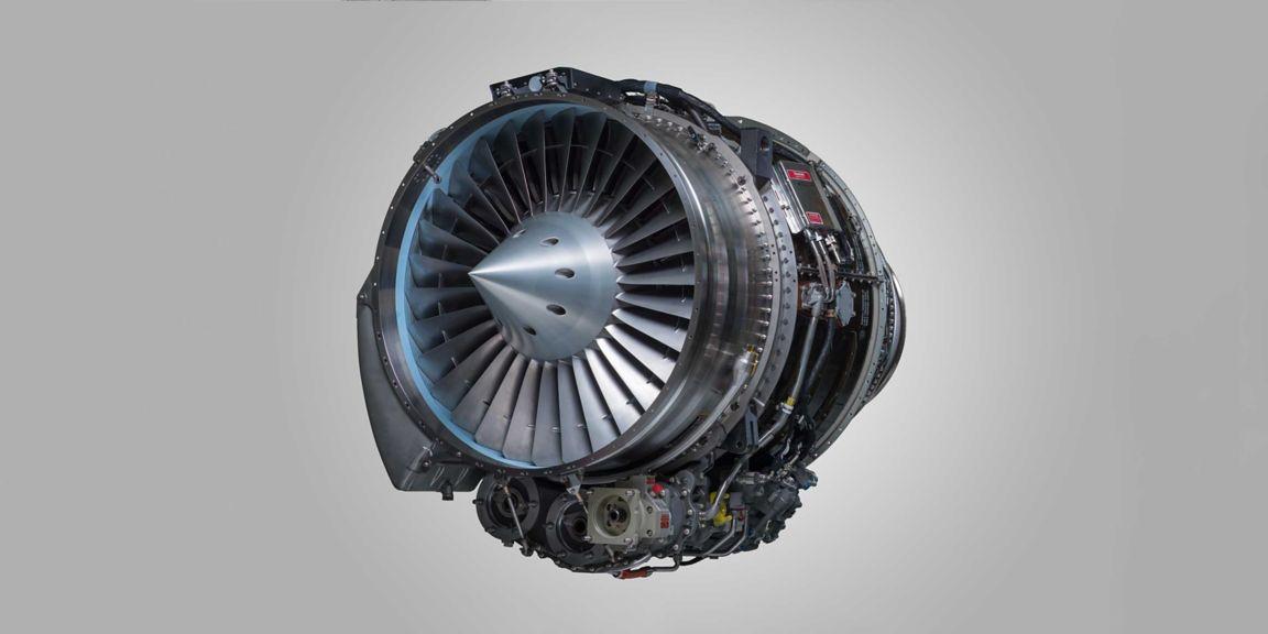 TFE731-40BR Turbofan Engine