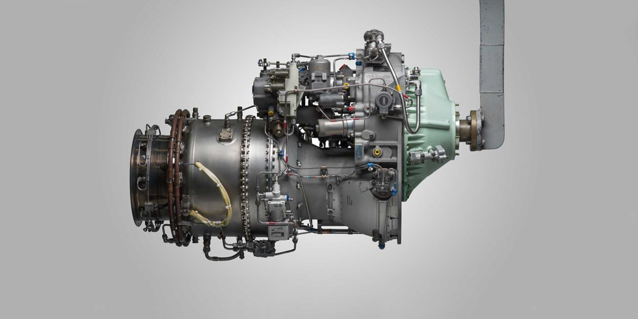 TPE331 Turboprop Engine