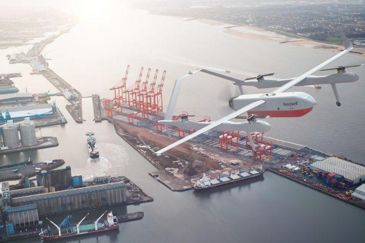 Heavy-Lift UAVs