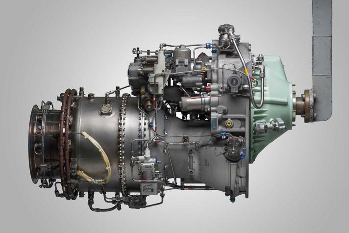 TPE331 Turboprop Engine