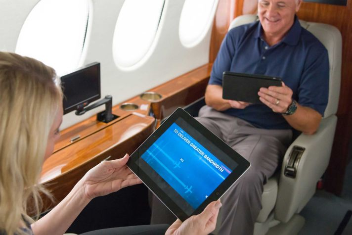 GoDirect cabin ipad connectivity