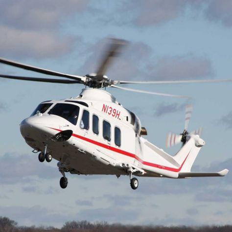 Leonardo Helicopter AW139