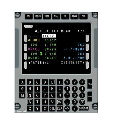 CD-830 Control Display Unit