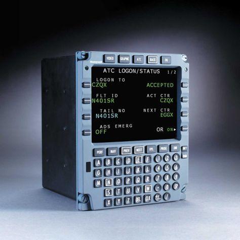 FMZ-2000飞行管理系统(FMS)6.1版升级