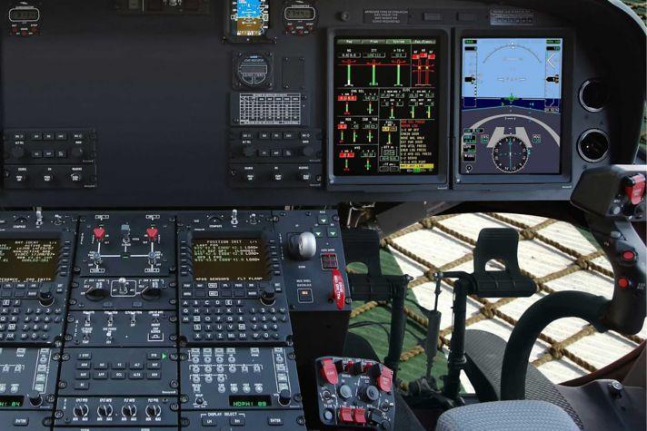 AW139 Primus Epic Cockpit