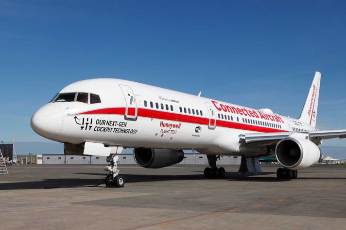 Honeywell Connected Aircraft