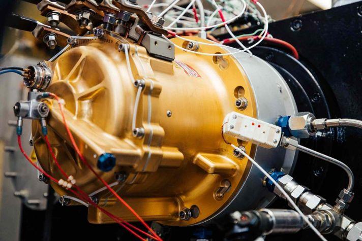 Honeywell 200kW Generator