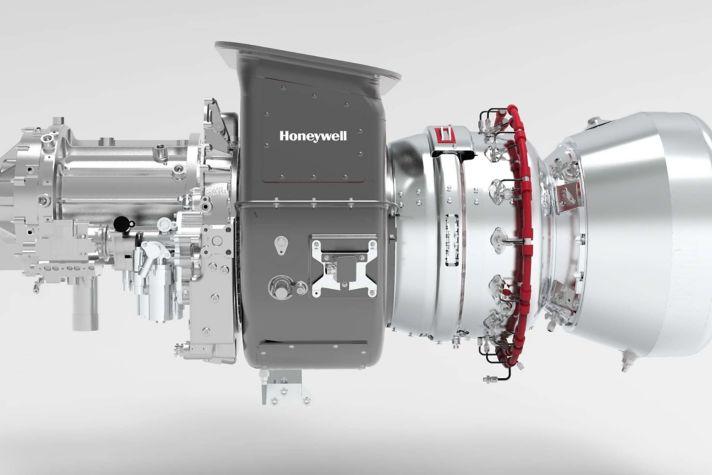 Turbogenerator 5 White