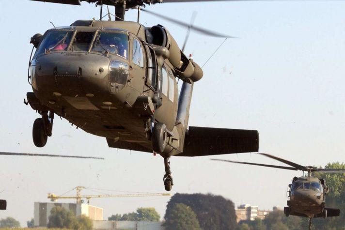 UH-60 36-150APU Sherwood