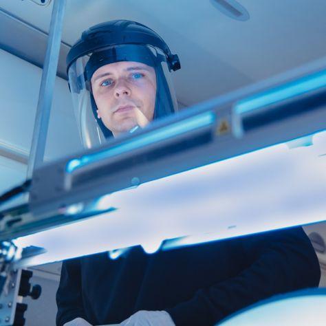 Honeywell UV Treatment System