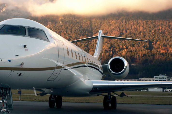 Bombardier Global Upgrade