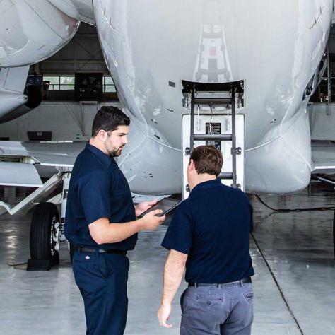 Maintenance Service Plan - Propulsion