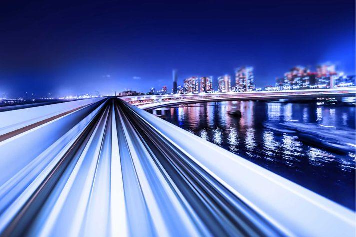 Future city high speed