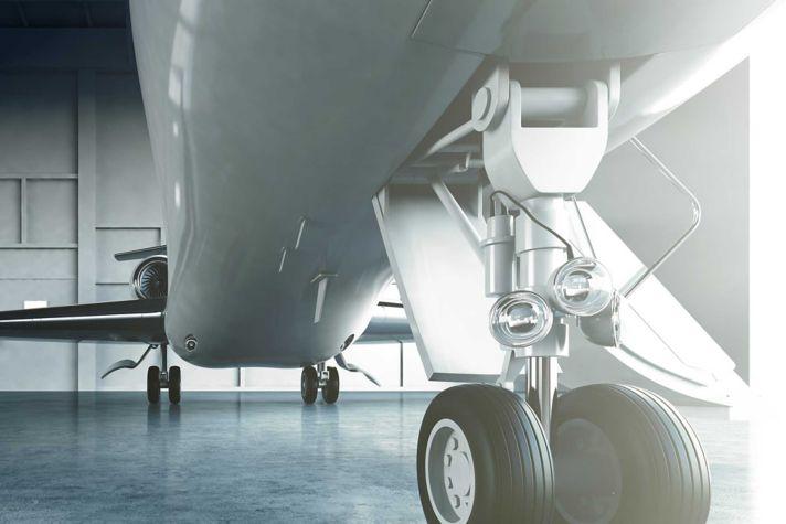Luxury Generic Design Private Jet