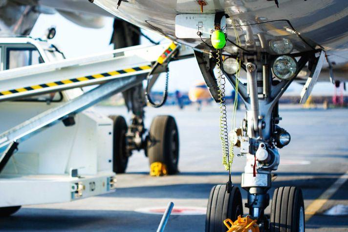Plane Maintenance