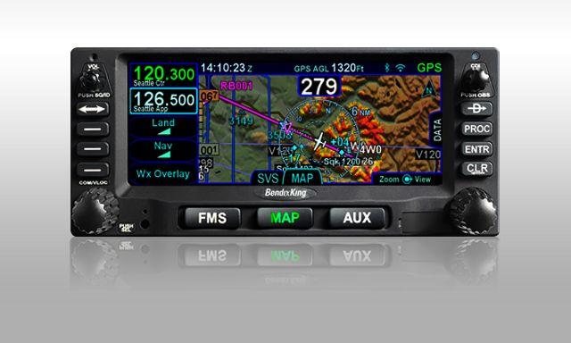 AeroNav 800 GPS Navigation