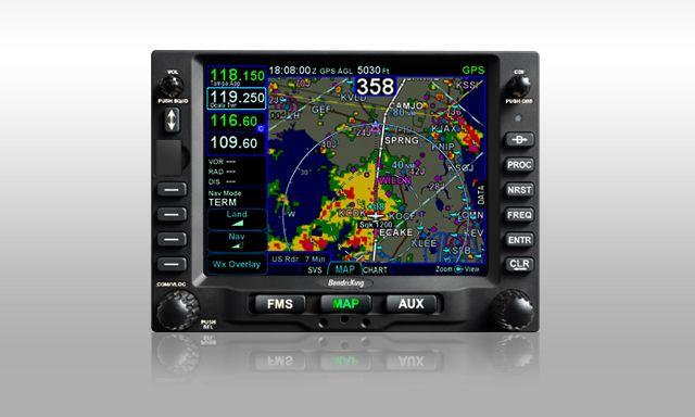 AeroNav GPS Navigation