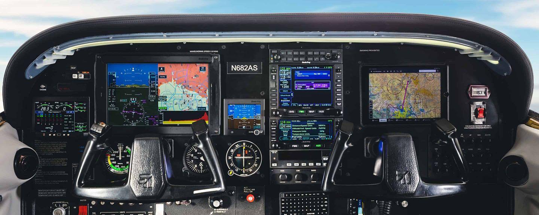 AeroVue Flight deck