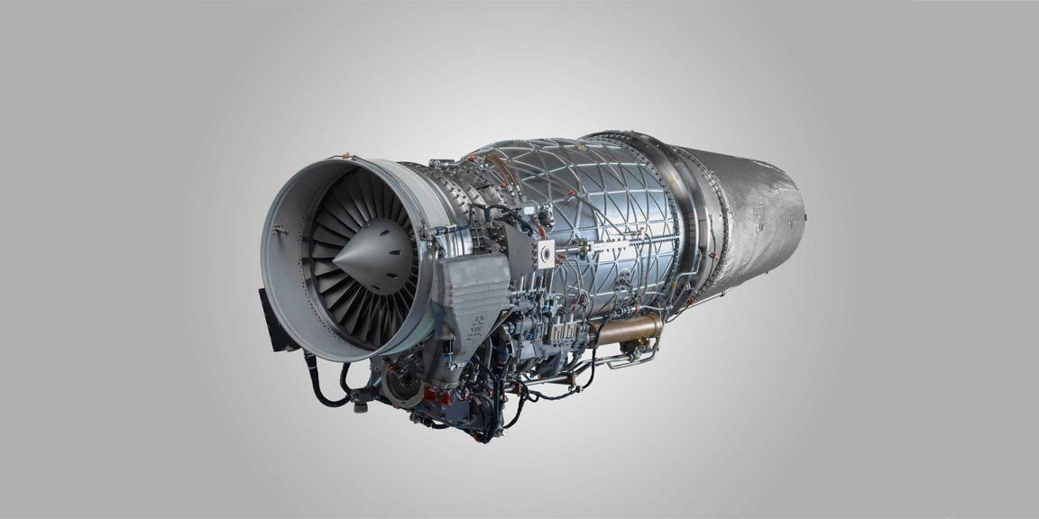 F124 Turbofan Engine