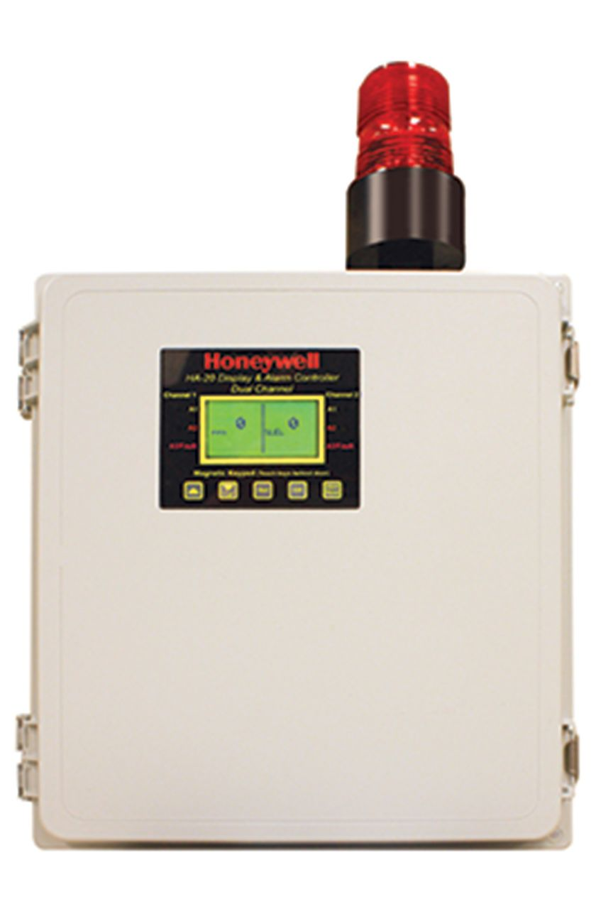HA20 Digital Gas Controller