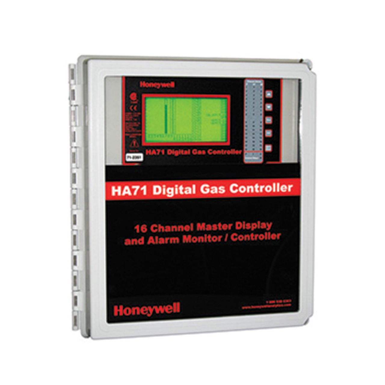 HA71 Digital Gas Controller_4