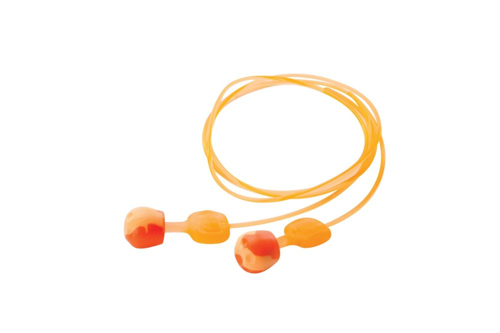 Honeywell 3301282/ QB1HYG Howard Leight Banded Earplug/  / Multicolor