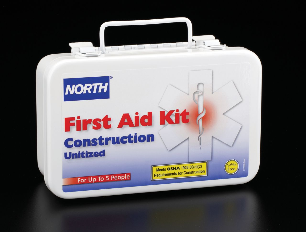 Construction Unitized First Aid Kit_5