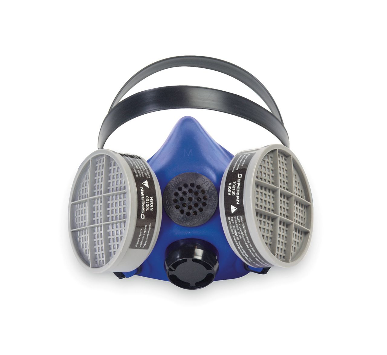 Blue 1 Series Half Mask