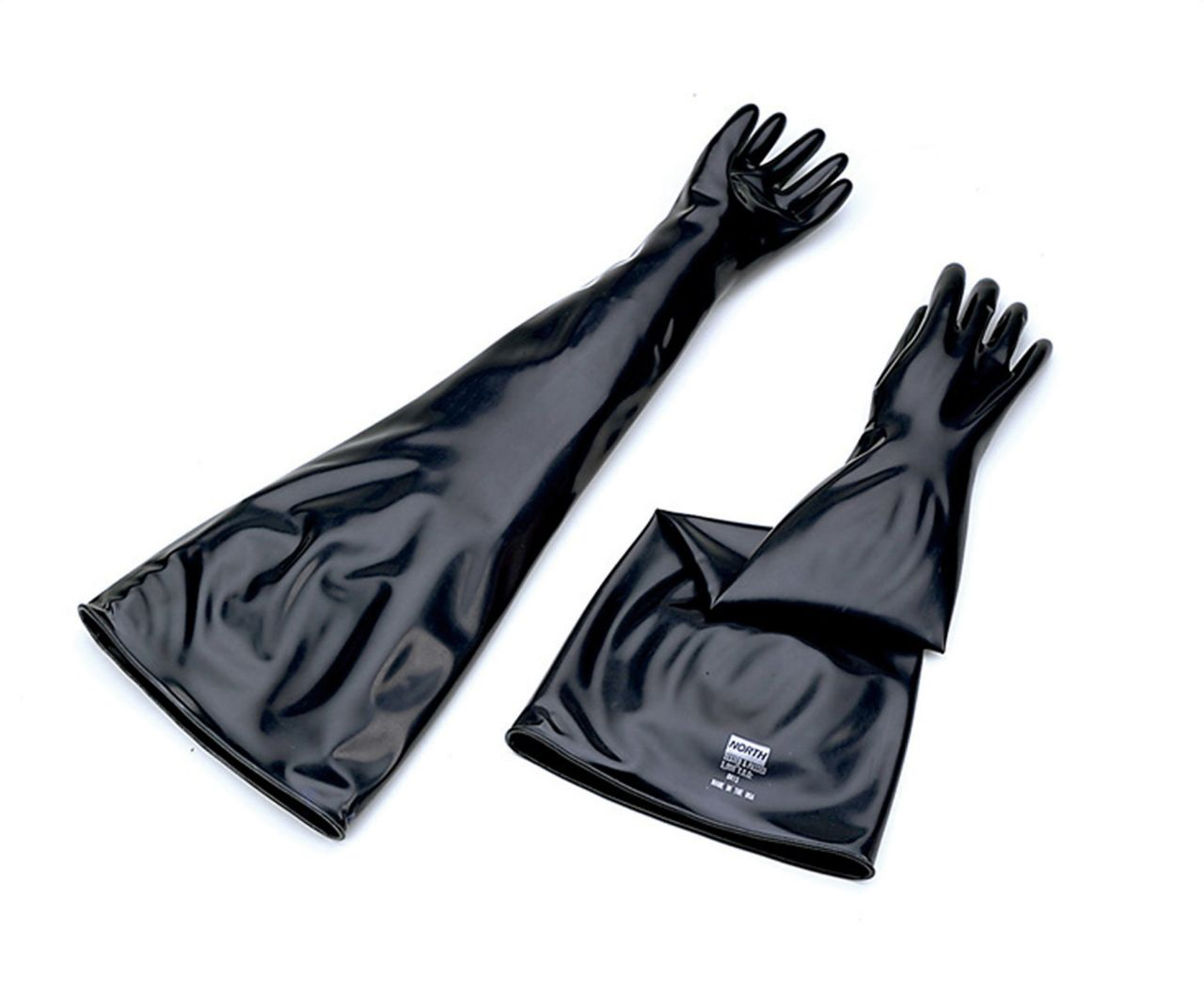Butyl Glovebox Gloves - 8B3032
