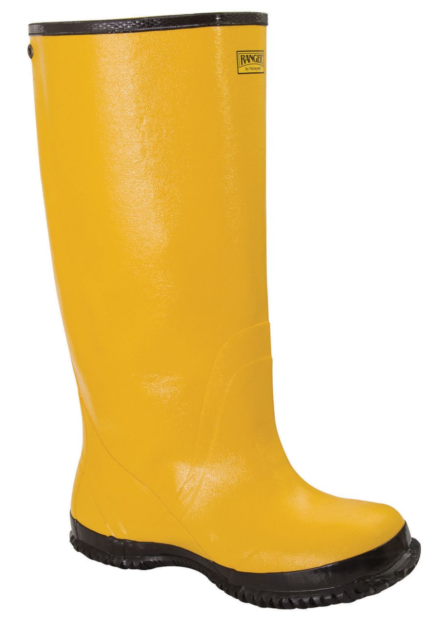 Hi Strap-On Rubber Overboot