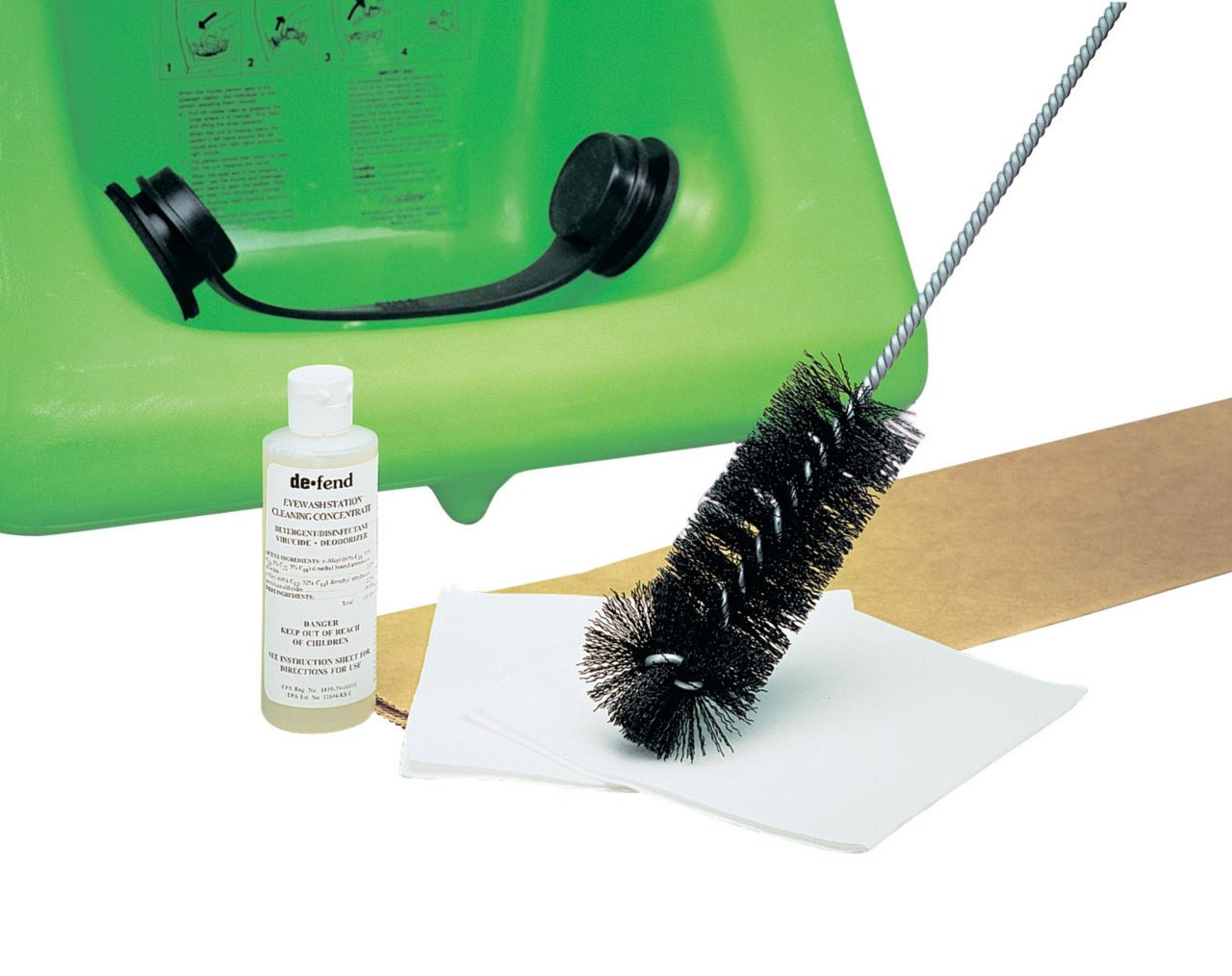 Honeywell Eyewash Cleaning Kit_4