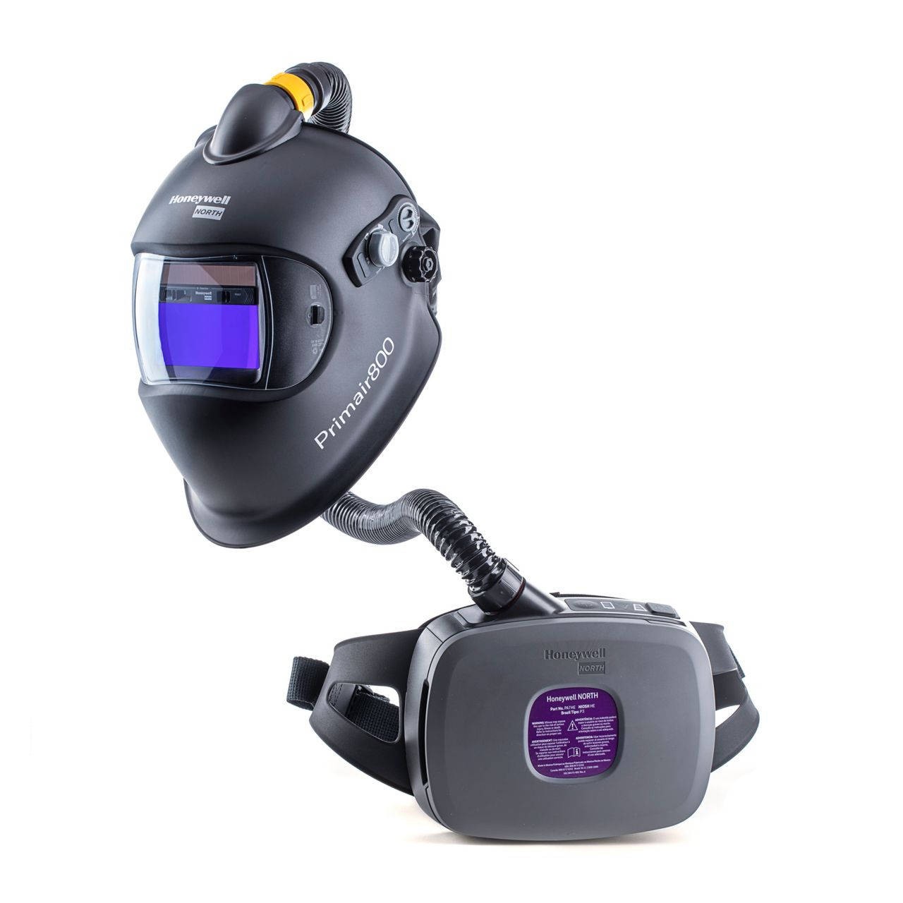 Honeywell North® Primair™ PA800 Series Welding Helmet
