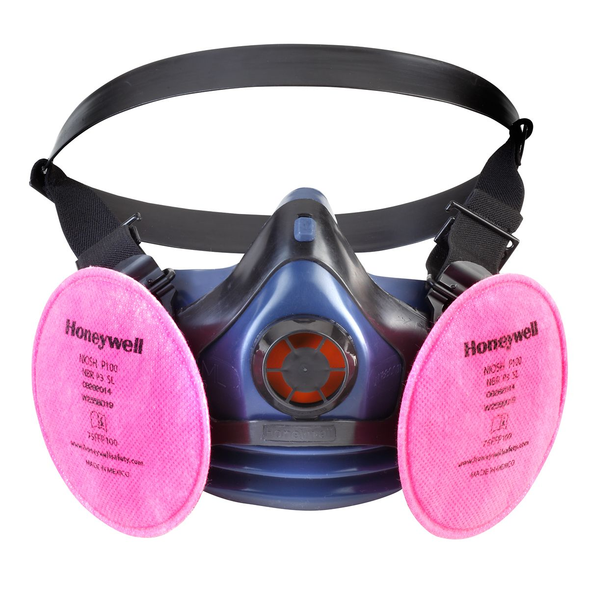 Honeywell North® RU8800 Half Mask_4