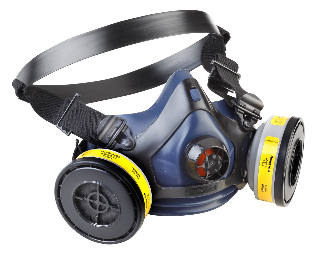Honeywell North® RU8800 Half Mask_5