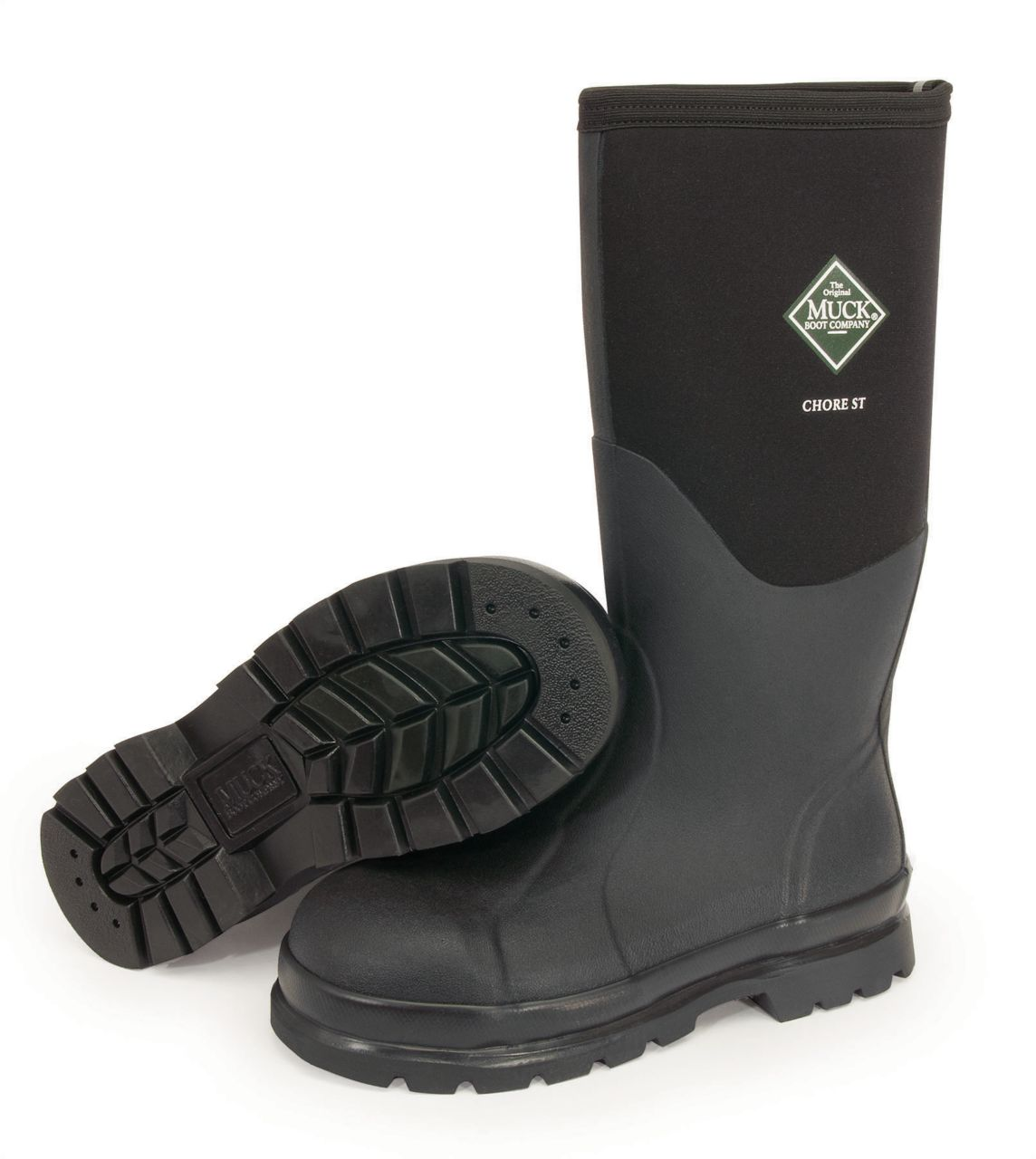 Muck Chore Hi-Safety Toe