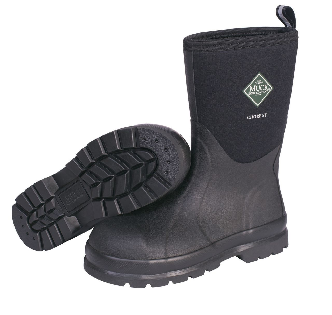 Muck Chore Mid-Safety Toe